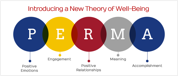 PERMA a new theory of well-being